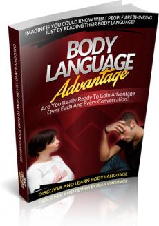 Ebook cover: Body Language Advantage