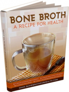 Ebook cover: Bone Broth: A Recipe for Health