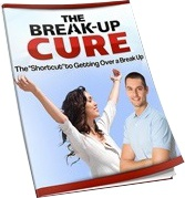 Ebook cover: The Breakup Cure