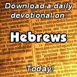 Ebook cover: A Spoonful of Hebrews