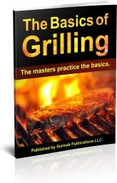 Ebook cover: The Basics of Grilling
