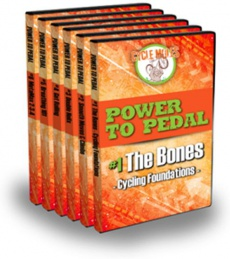 Ebook cover: Power to Pedal