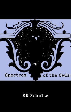 Ebook cover: Spectres of the Owls
