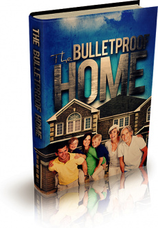Ebook cover: Bulletproof Home Defense