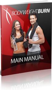 Ebook cover: Bodyweight Burn