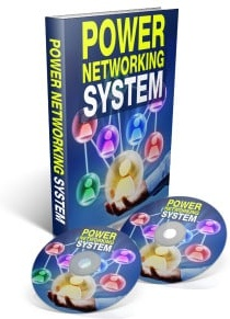 Ebook cover: Power Networking System