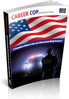 Ebook cover: The CAREER COP