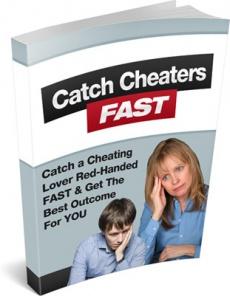 Ebook cover: Catch Cheaters Fast