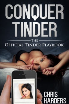Ebook cover: Conquer Tinder