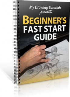 Ebook cover: Drawing Tutorial