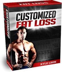 Ebook cover: Customized Fat Loss