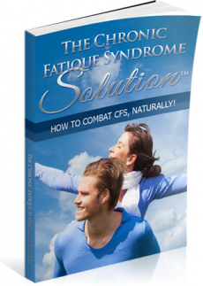 Ebook cover: The Chronic Fatigue Syndrome Solution