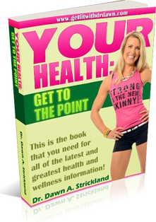 Ebook cover: Your Health: Get To The Point