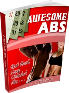 Ebook cover: Awesome ABS