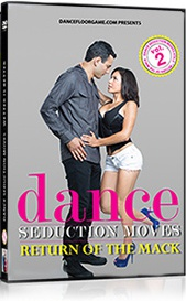 Ebook cover: Dance Seduction Moves