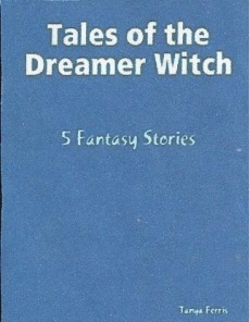 Ebook cover: Tales of the Dreamer Witch