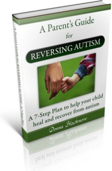 Ebook cover: A Parent's Guide for REVERSING AUTISM