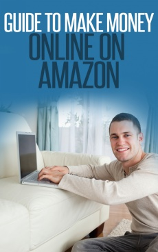 Ebook cover: Guide To Make Money Online On Amazon