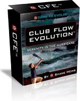 Ebook cover: Club FLOW Evolution