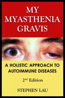 Ebook cover: My Myasthenia Gravis