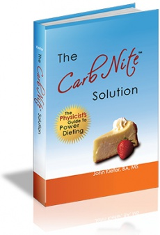 Ebook cover: The Carb Nite Solution