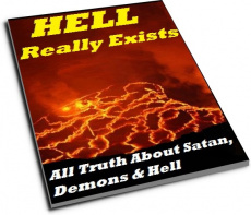 Ebook cover: Hell Really Exists