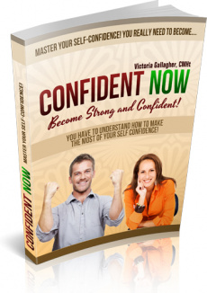 Ebook cover: Confident Now