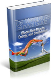 Ebook cover: The Menopause Survival Guide