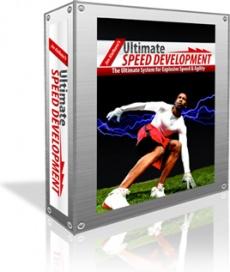 Ebook cover: Ultimate Speed Development