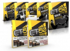 Ebook cover: The Complete CT-50 Body Transformation System