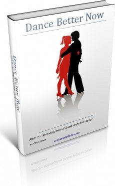 Ebook cover: Dance better now