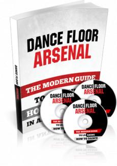 Ebook cover: Dance Floor Arsenal