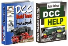 Ebook cover: DCC Model Trains