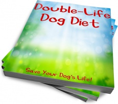 Ebook cover: Double-Life Dog Diet