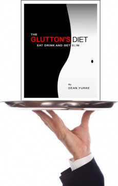 Ebook cover: The Glutton's Diet