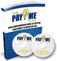Ebook cover: THE PAY ME PLAN Home Study Course