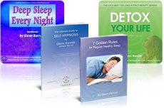 Ebook cover: Deep Sleep Hypnosis