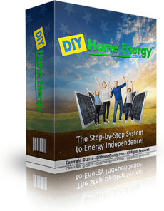 Ebook cover: D.I.Y. Home Energy System