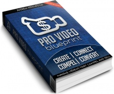 Ebook cover: Pro Video Blueprint