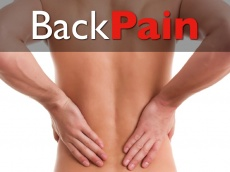 Ebook cover: Back Pain UnPlugged: Safe Home Treatment for Back Pain