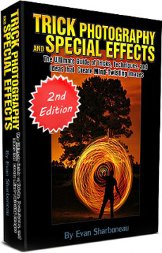 Ebook cover: Trick Photography & Special Effects