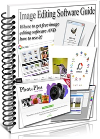 Ebook cover: Image Editing Software Guide