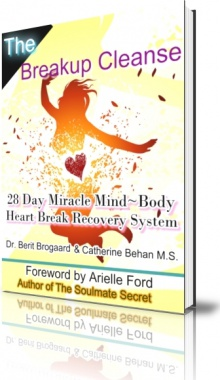 Ebook cover: Heartbreak Recovery System