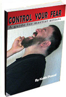 Ebook cover: Control Your Fear