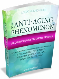 Ebook cover: The Anti-Aging Phenomenon