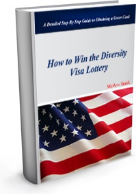 Ebook cover: How to Win the Diversity Visa Lottery