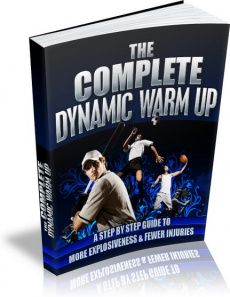 Ebook cover: The Complete Dynamic Warm Up