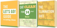 Ebook cover: Eat Clean for 14 days: Find the Optimal Foods for You