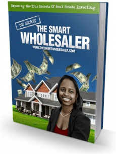Ebook cover: The Smart Wholesaler