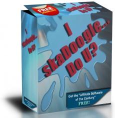 Ebook cover: I skaDoogle... Do U?